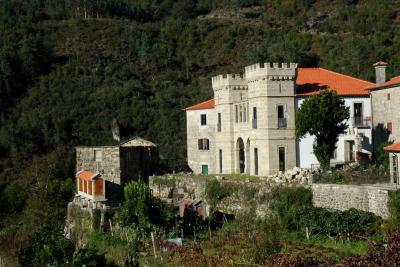 Aldeia e Castelo de Sistelo