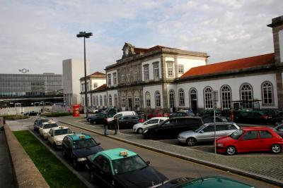 Estação de Comboios Porto Campanhã