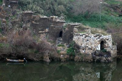 Ponte antiga de Mértola ou Torre do Rio