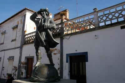 Estátua de Cristóvão Cólon
