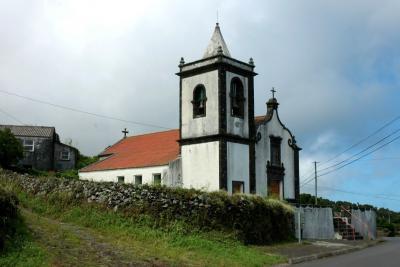 Igreja da Ribeira da Areia (Norte Grande)
