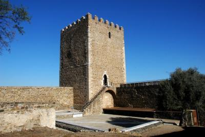 Torre de Ménagem do Castelo de Mértola