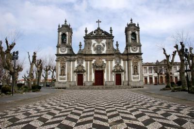 Igreja do Bom Jesus de Matosinhos