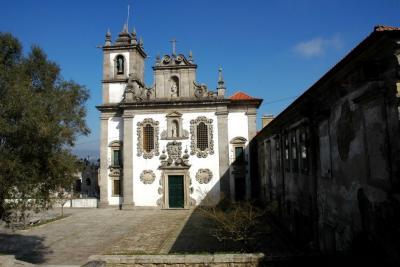 Mosteiro de São Romão de Neiva