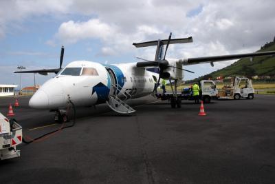 Aeroporto da Ilha das Flores
