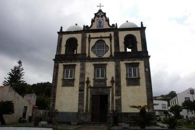 Igreja de Nossa Senhora do Rosário (Lajes das Flores)