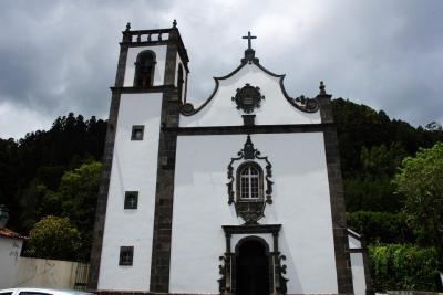 Igreja de Santa Ana (Furnas)