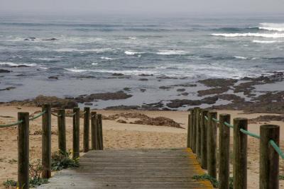 Praia dos Pescadores de Angeiras