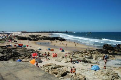 Praia dos Beijinhos (Leça da Palmeira)