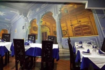 Restaurante Ghandi Palace