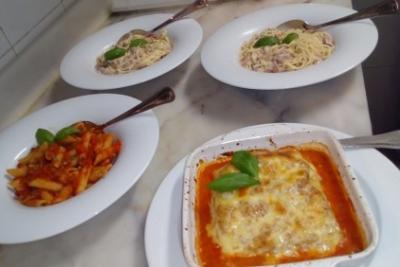 Restaurante Piccolo Mondo