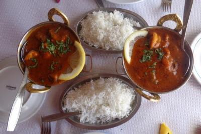 Indian Ocean Restaurante