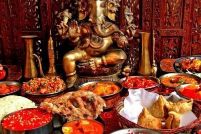 Restaurante India Town