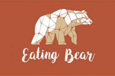 Eating Bear