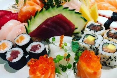 Sushi do Mercado
