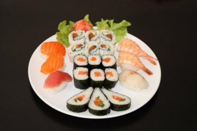 Samurai - Restaurante Japonês e Sushi- Bar