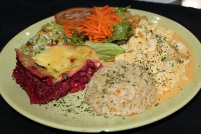 Restaurante Oásis Vegetariano