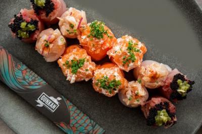 Gunkan Sushi Delivery