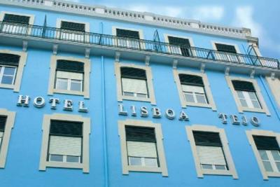 Evidência Tejo Hotel