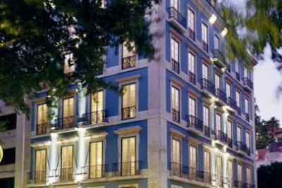 Heritage Av. Liberdade Hotel