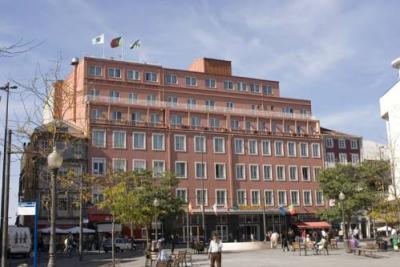 Hotel Quality Inn Praça da Batalha