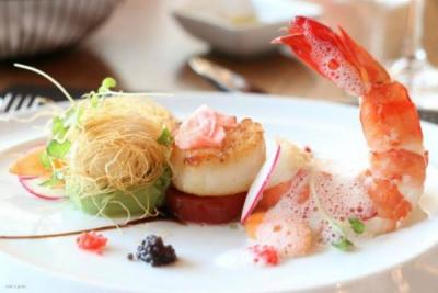 Restaurante Porto Novo (Sheraton Porto Hotel & Spa)