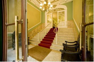 Grande Hotel de Paris – Residencial