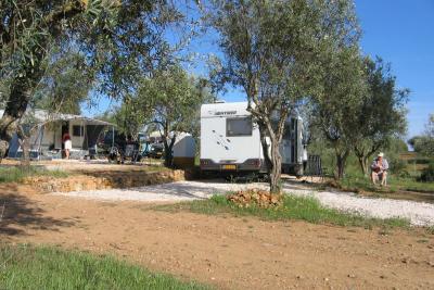 Parque de Campismo Camping Rosário