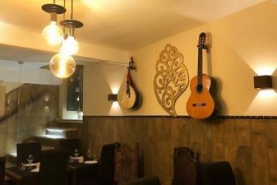 Restaurante Coração d´ Alfama em Lisboa