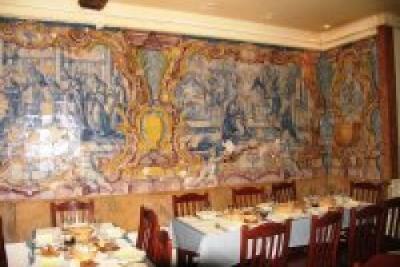 Restaurante Mesa de Frades