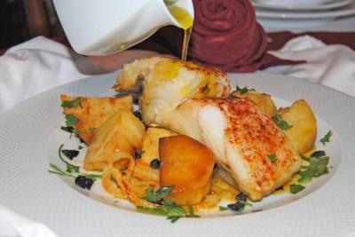 Restaurante Chez Lapin