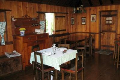 Restaurante Casa de Palha