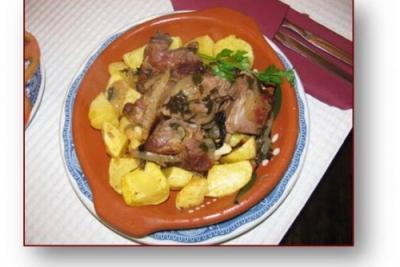 Restaurante A Choupana