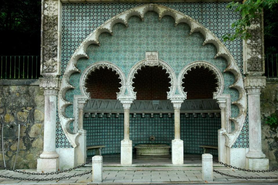 Fonte da Mourisca - Sintra   Guia para visitar em 2021 - oGuia